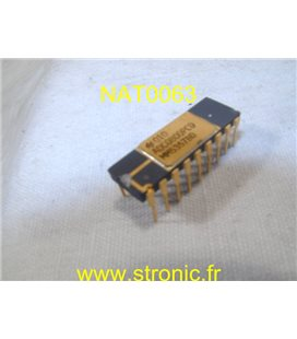 ANALOG DIGIT CONVERTER ADC0800 PCD