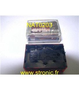 RELAIS  2RT  AE1323   NF2  12V