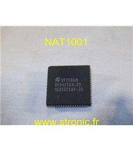 MICRO CMOS  DP8421AV-20 NS32821AV-20