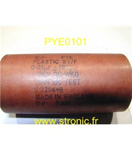 CONDENSATEUR THT PLASTIQUE 50nF 10kV DC