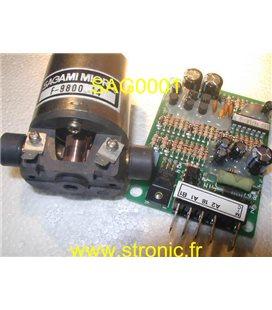 MOTEUR F-9800 14 + ELECTRONIQUE C.Q. 09/98 [39]