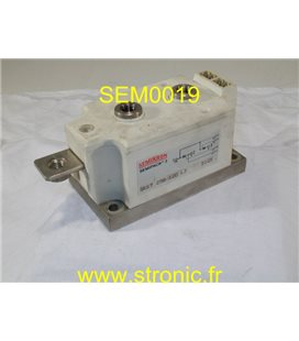 SEMIPACK 3  SKKT 250/12D L3