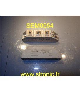SEMIPACK  SKKT 105/12E