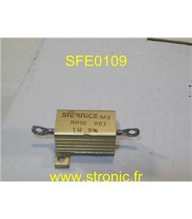 RESISTANCE SFERNICE  1 â  10W RH10