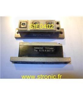 THYODUL Phase Control E75 A 80-V