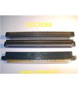 CONNECTEUR ENFICHABLE 254 DFN 49 F1 Z 80 16