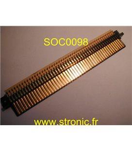CONNECTEUR ENFICHABLE HE901 F98U 80 49
