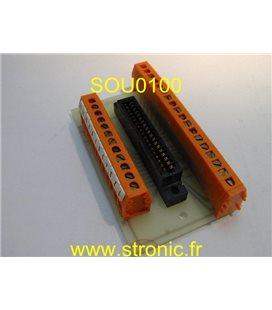 PROLONGATEUR/EXTENDER BOARD 8607 38