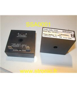 SOLID STATE TIMER TS1410.1