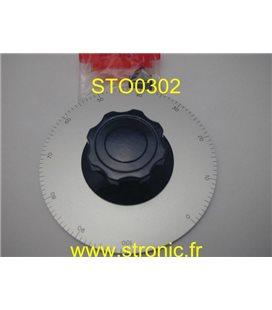 BOUTON GRADUE  0...100    57-13.69