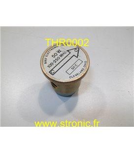BOUCHON 50W 100-250MHz POUR THRULINE