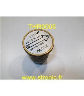 BOUCHON 250W 200-500MHz POUR THRULINE