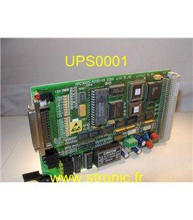 CARTE APC3000/4000-43 EDOS