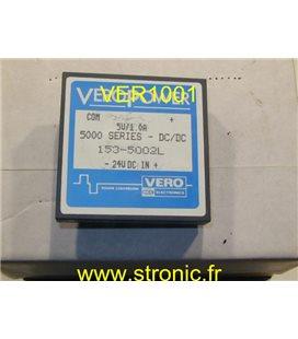MODULE  5000 SERIES DC/DC 153-5002L
