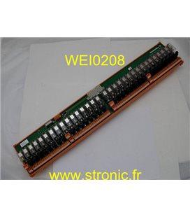 PLATINE 32 RELAIS RSM32 1RT F RSV/V 24V-