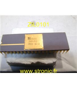 COPROCESSEUR Z80 PIO  GOLD CERAMIC