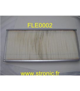 FILTRE AIR  AF25777  CADRE 510x230x55