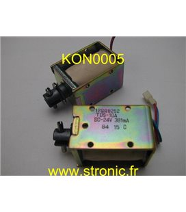 SOLENOID 12QR8252  TDS-10A