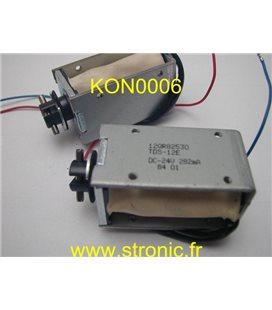 SOLENOID 12QR82530  TDS-12E