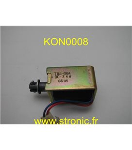 SOLENOID TDS-08A