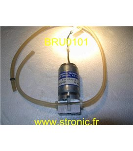 ELECTROVANNE A PINCEMENT 12V