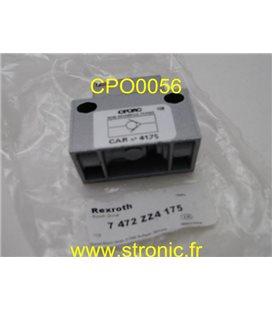 CLAPET ANTI-RETOUR  CAR 4175