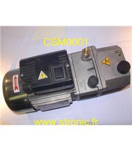 POMPE A VIDE A HUILE  220/240V 0.37kW