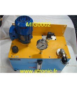 MOTO-POMPE POUR CIRCULATION D HUILE GR 05450