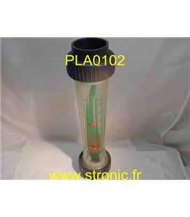 ROTAMETRE A FLOTEUR 6000L/H M23/50 T/PVDF