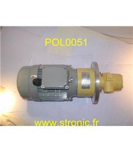 POMPE HYDRAULIQUE 200L/H 5 BARS  MP 02 B
