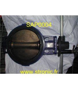 VANNE PAPILLON  JMC 31218 DN250 PN16 JS1030