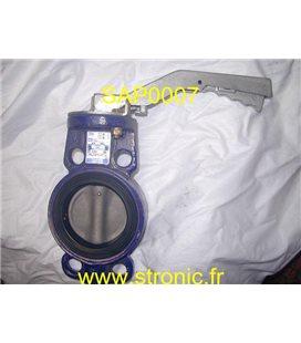VANNE PAPILLON  JMC 31361 DN80  PN16 JEF582G8