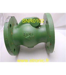 CLAPET A SOUPAPE DN65 PN16