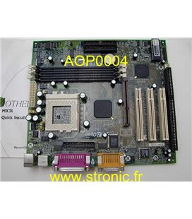 MAINBOARD PGA370   MX3L