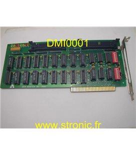 CARTE 64 TTL I/O    DM-POO9