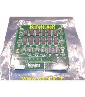 CARTE ELECTRO MEMOIRE KTC4200