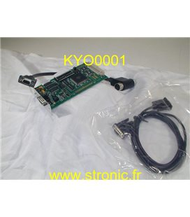 INTERFACE CARD  COAX-TWINAX