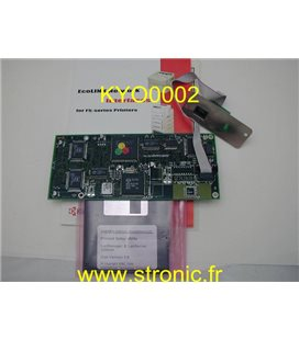 INTERFACE CARD  FOR FS-SERIES PRINTERS