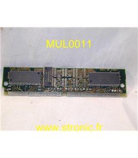 MEMOIRE 4MB   MCH4000-486  H.P D2156A