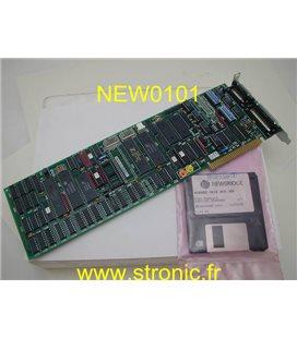 CARTE PCXNET-A2  UNIX  50PCXNETX25/V24