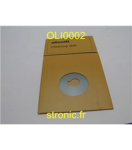 CLEANING DISK POUR 82253 D/0012119 Y