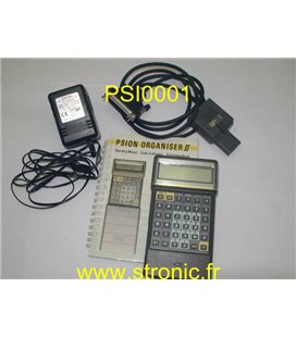 PSION ORGANISER II  MODEL XP