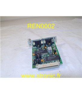 CARTE RS485  R 100 099 876          60260