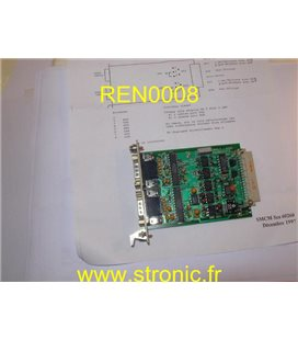 CARTE RS232 ISOLEE  R 100 113 640