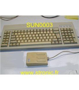CLAVIER SOURIS SUN   E03470014
