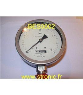 MANO FLONIC 4 BAR 630624 004 AISI 316 TI/L