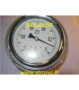 VACUOMETRE -1 BAR MMA5F31B59
