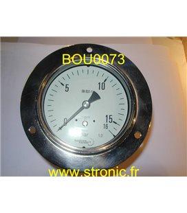 MANO 16 BAR MEX5 B30 B24  1.4571