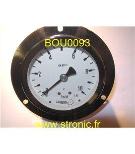 MANO 10 BAR  MML3 B20 B22
