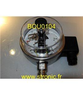 MANO 2.5 BAR M115 D30 B18  1.4404 Cl 2.0